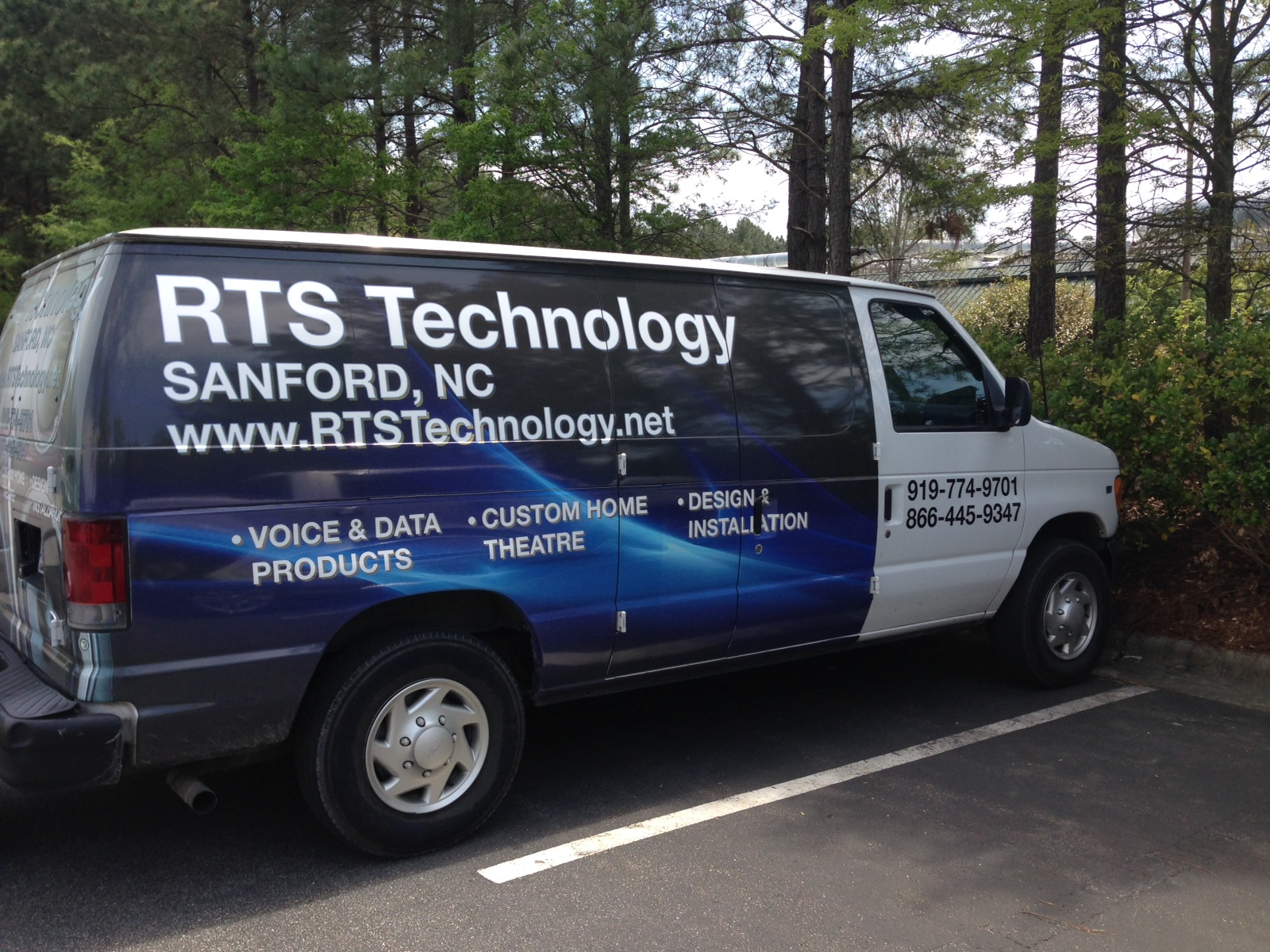 audio visual services Raleigh